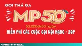 Gói MP50 ưu đãi cước gọi