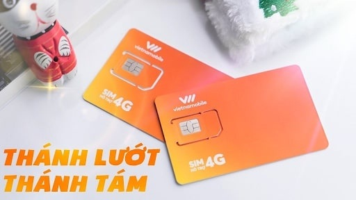 Một số thông tin liên quan đến sim 4G Vietnamobile